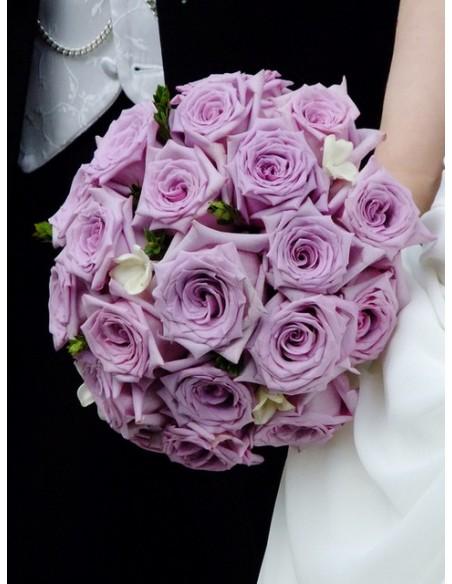 niebieskie róże wielkokwiatowe Mainzer Fastnacht
