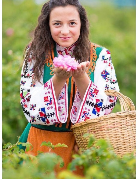 Kazanlik historyczne róże damasceńskie