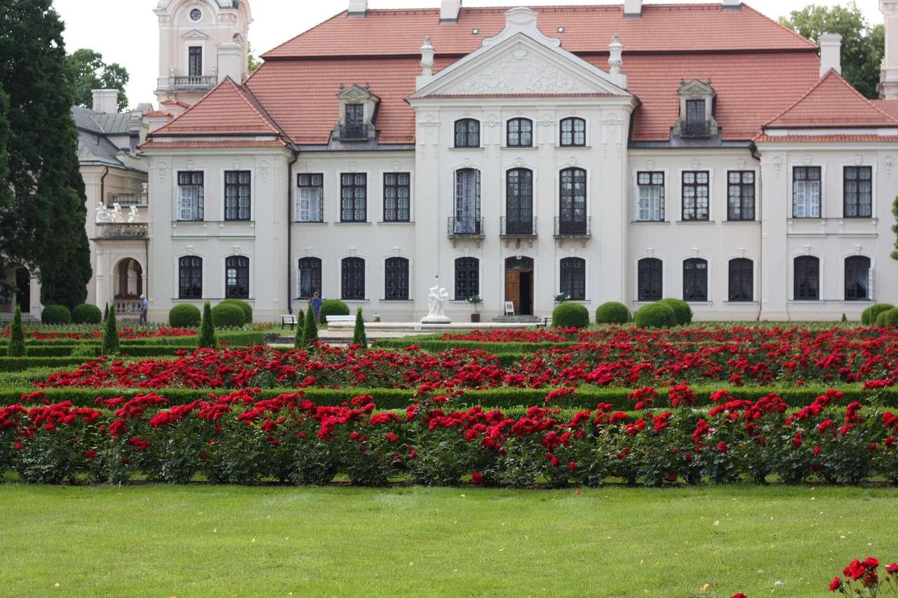 Letnia Wizyta w Pałacu w Kozłówce